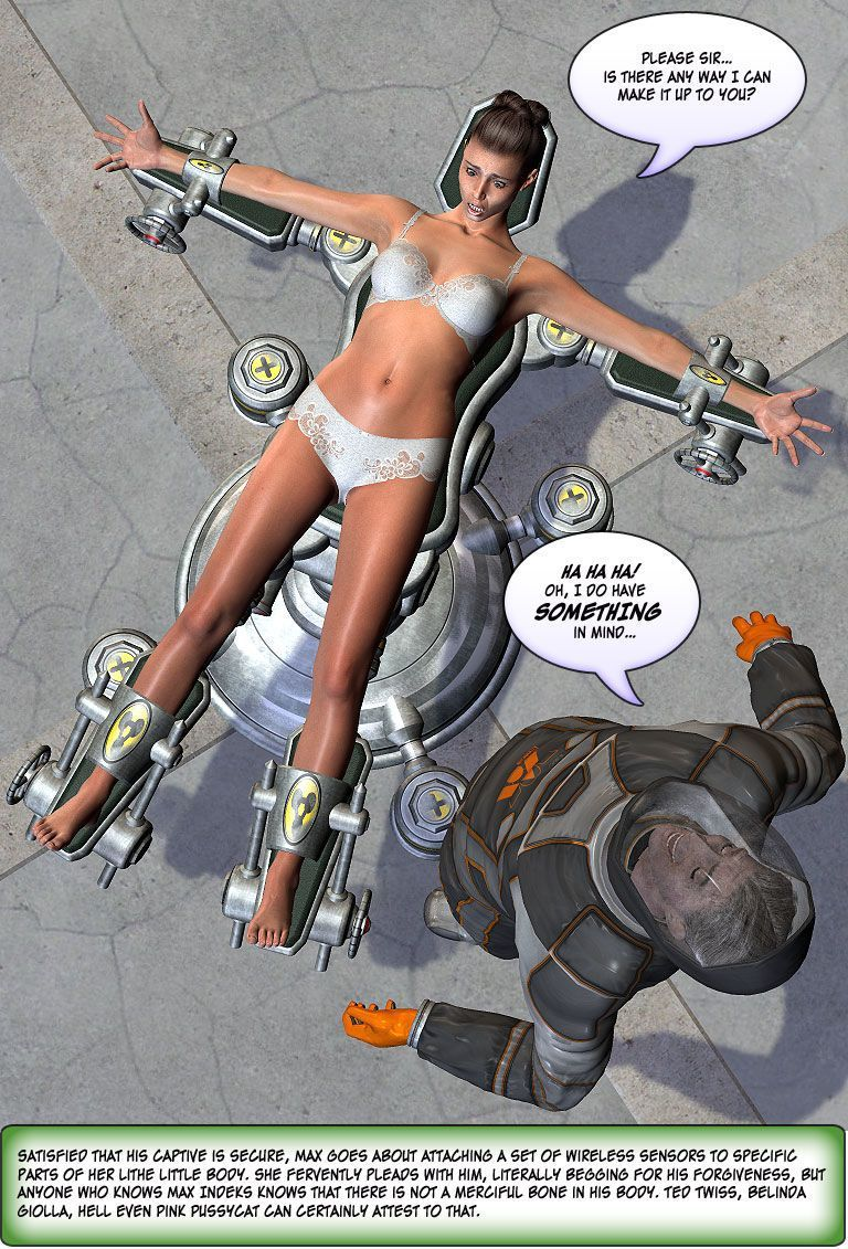 [Finister Foul] Superheroine Squad 1 - 23 - part 8