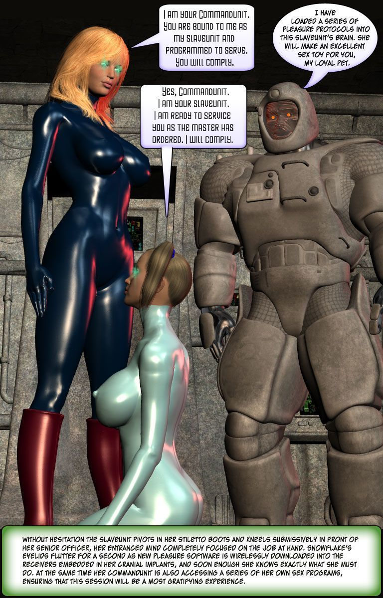 [Finister Foul] Superheroine Squad 1 - 23 - part 18