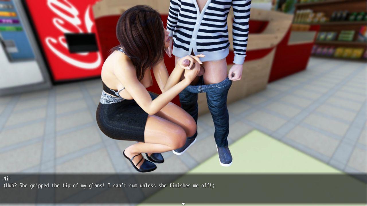 [ICSTOR] Milf\'s Villa - SalesWoman - Episode 1 - 3D Artist - part 2