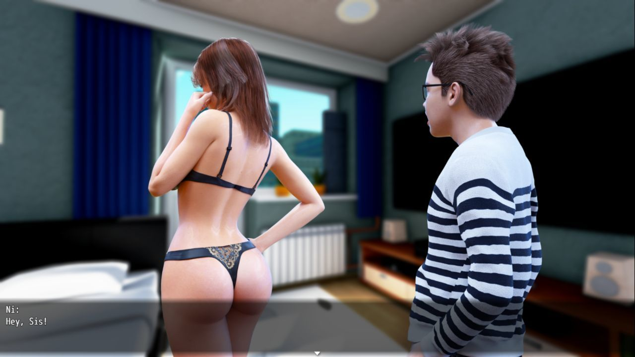 [ICSTOR] Milf\'s Villa - Sister- Episode 1 - 3D Artist - part 2