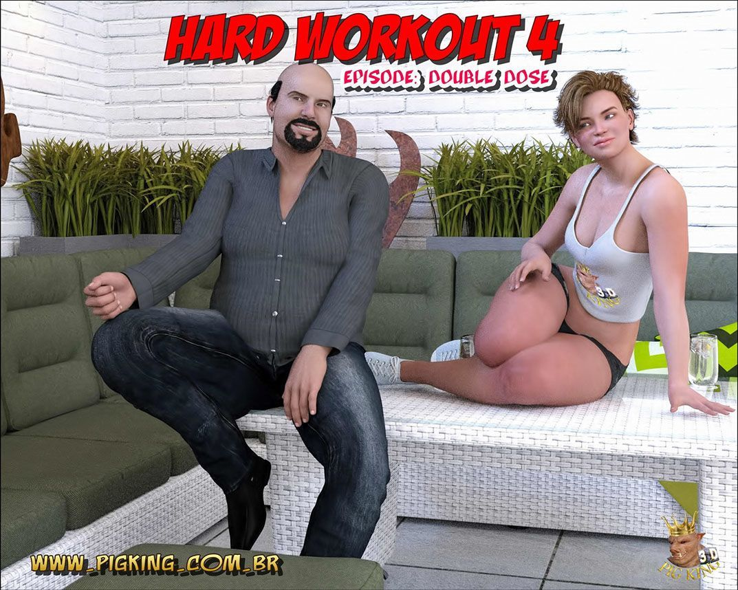 [Pig King] Hard Workout 4 - Double Dose [ENG]