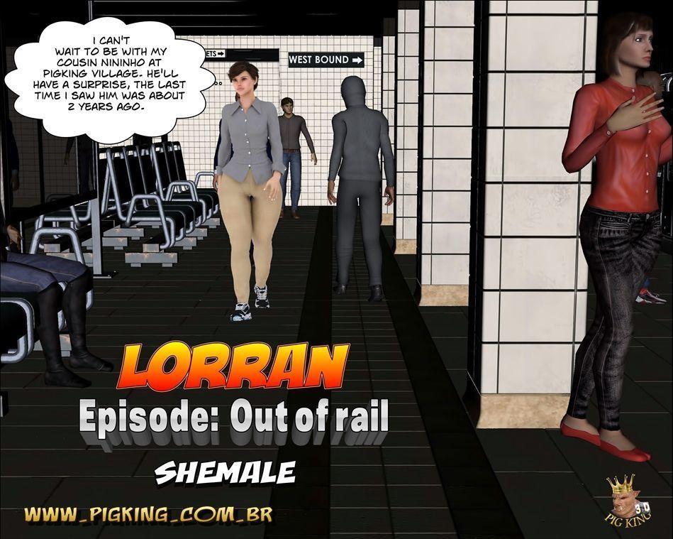 [Pig King] Lorran - Out of Rail [ENG]