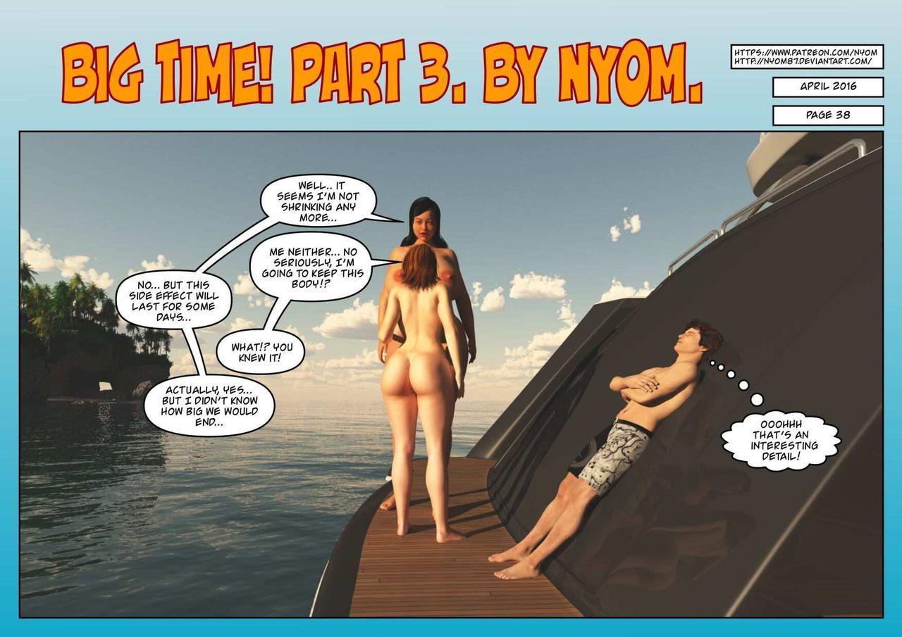Nyom - Big Time ch.3 - part 2