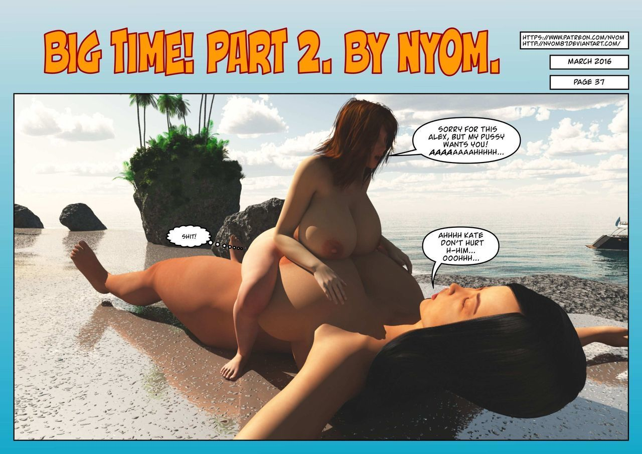 Nyom - Big Time ch.2 - part 2