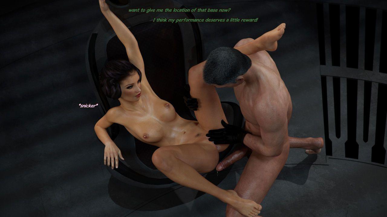[HZR] The Farce Awakens - Naughty Princess - part 5