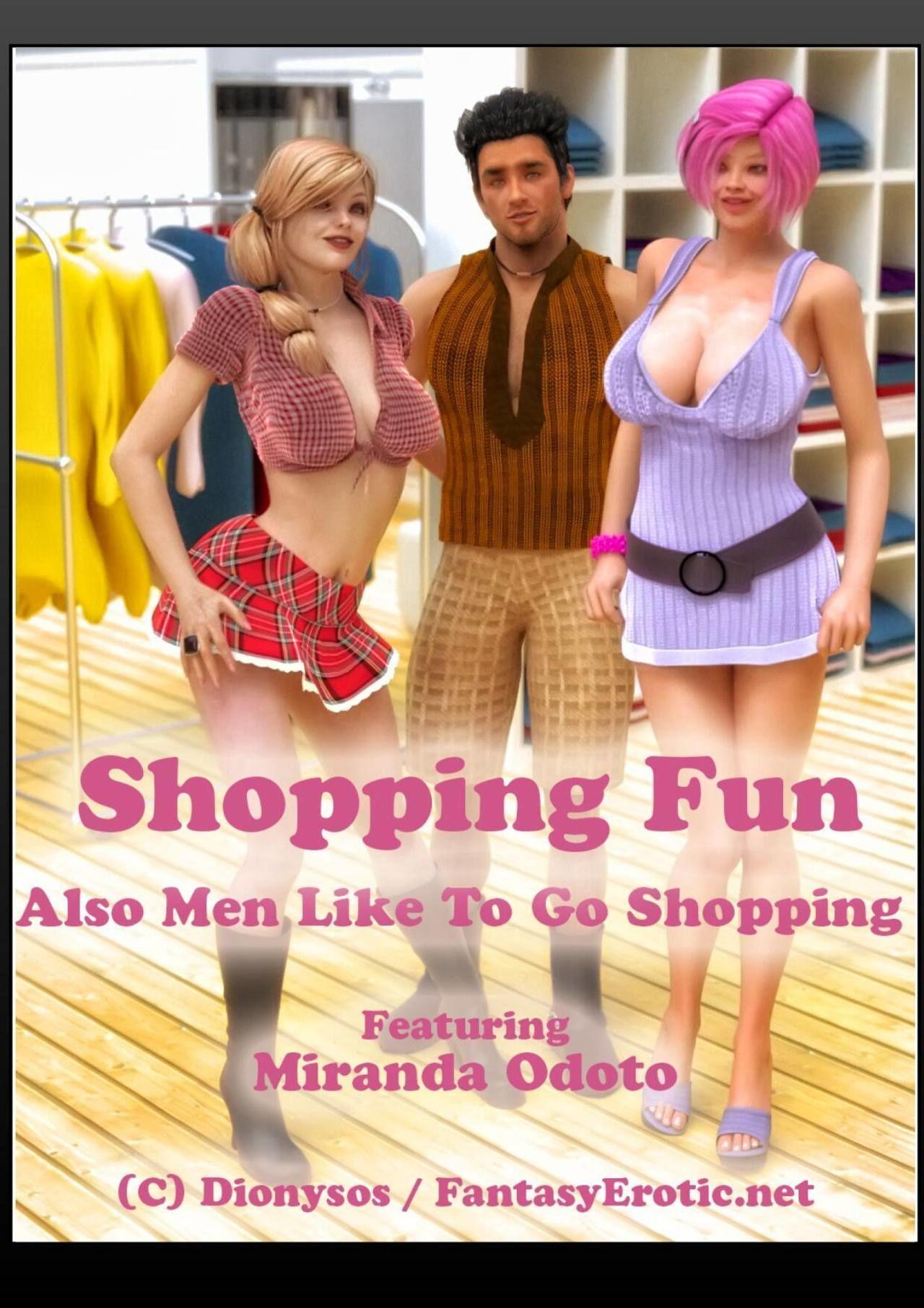 [Dionysos] Shopping Fun