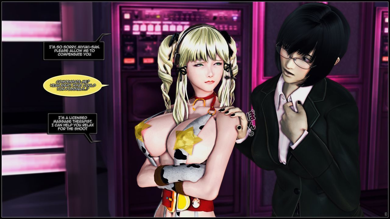 [GIL★ギル] CLUB CASTING SERIES (Remake) Chapters 1-6