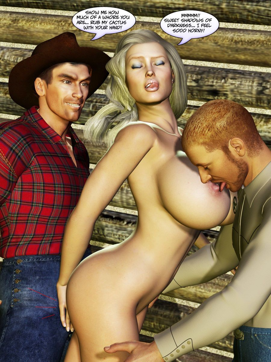 [Finister Foul] Sex Pets of the Wild West 34 - 43