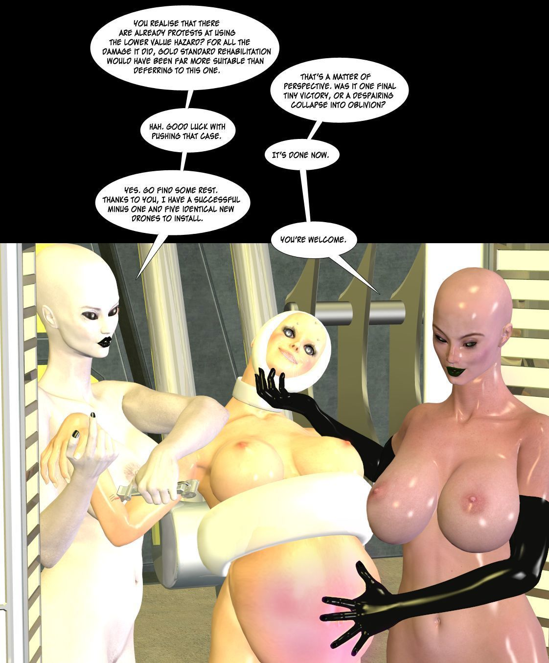 [dollmistress] Interactive Processing (With Captions) - part 7