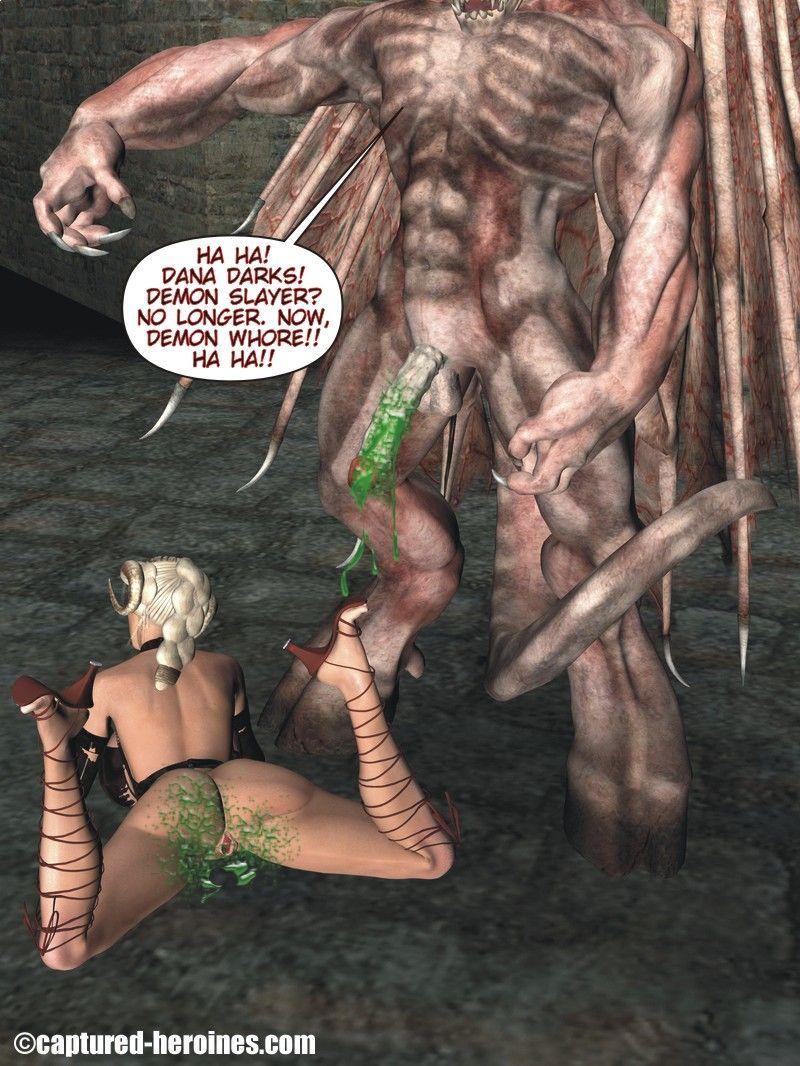 demon hunter