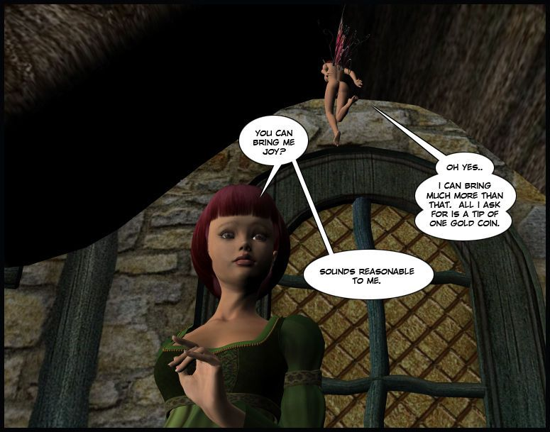 [3D] Fairy 1-3 - part 3