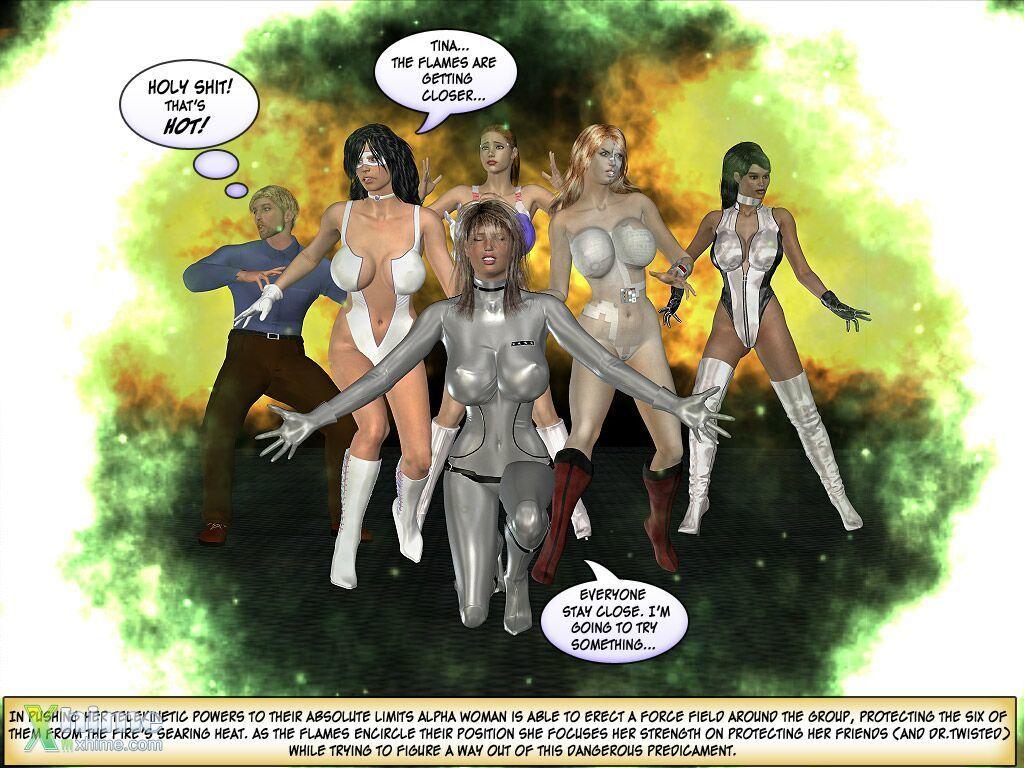 Hostile Takeover 09-12 - part 3