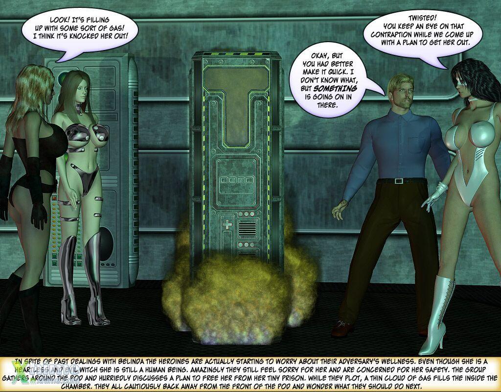 Hostile Takeover 05-08 - part 2