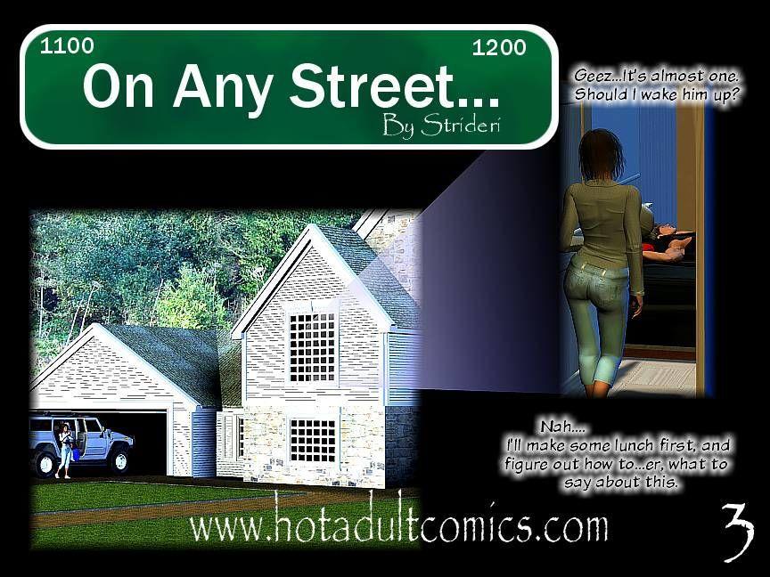 On Any Street... 1-30