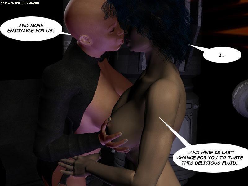[Svarog] Sheena : Back to Space & Trial - part 5