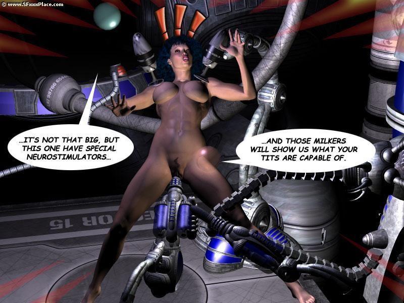 [Svarog] Sheena : Back to Space & Trial - part 7