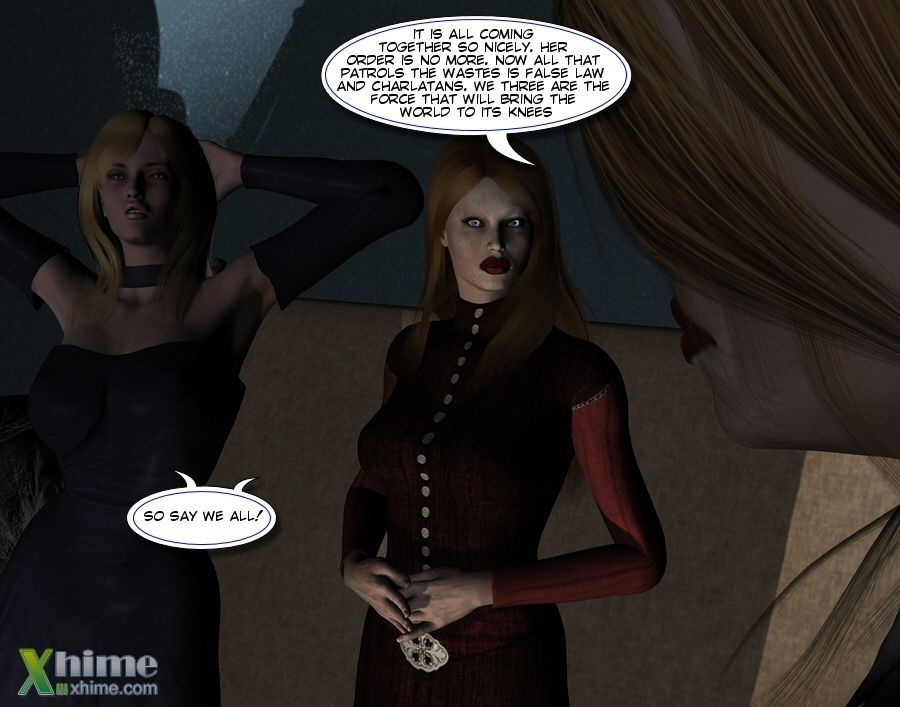 West Sorcerer and Wizards 2 - part 2