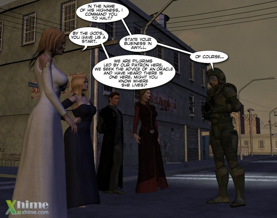 West Sorcerer and Wizards 1 - part 2