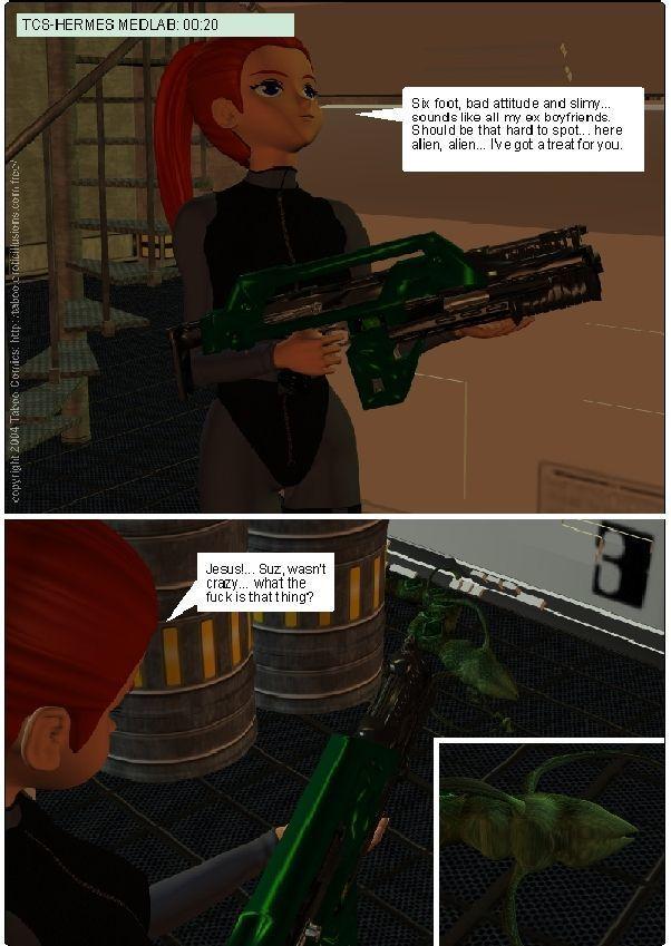 [Taboo Comics (Gonzo)] Darkside Ch. 1-7 - part 5