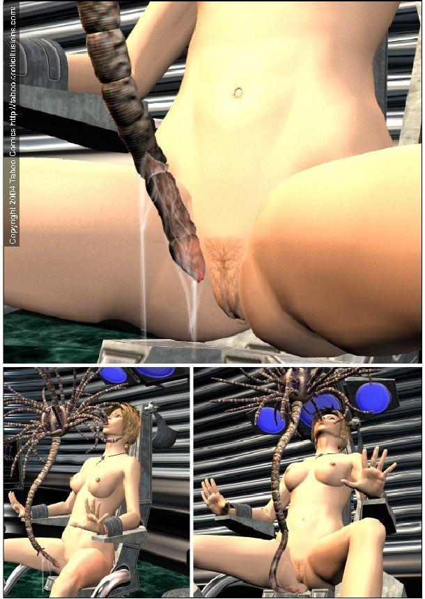 [3D] Close Encounters 1-3