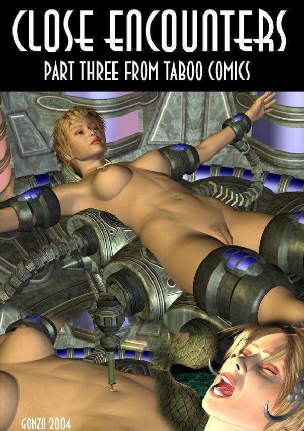 [3D] Close Encounters 1-3 - part 2