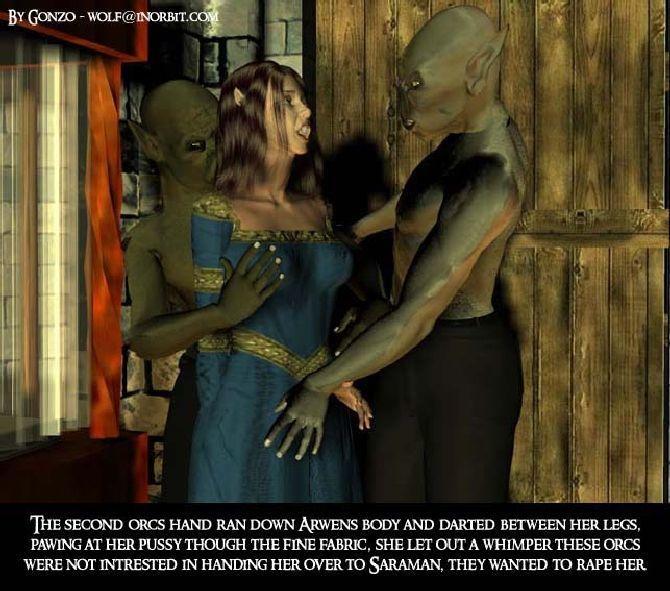 [3D] Arwen\'s Secret