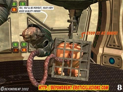 Monster-Tentacle-Beast Images 03 - part 2
