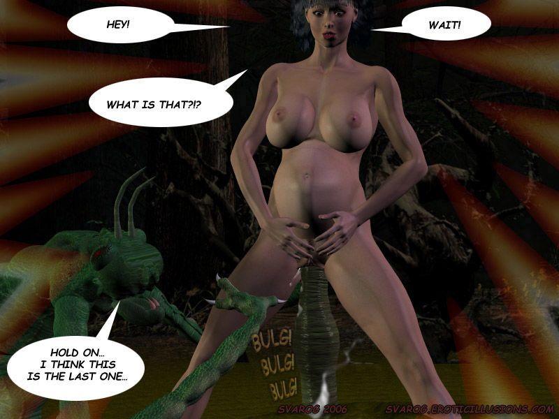 Swamp - part 11