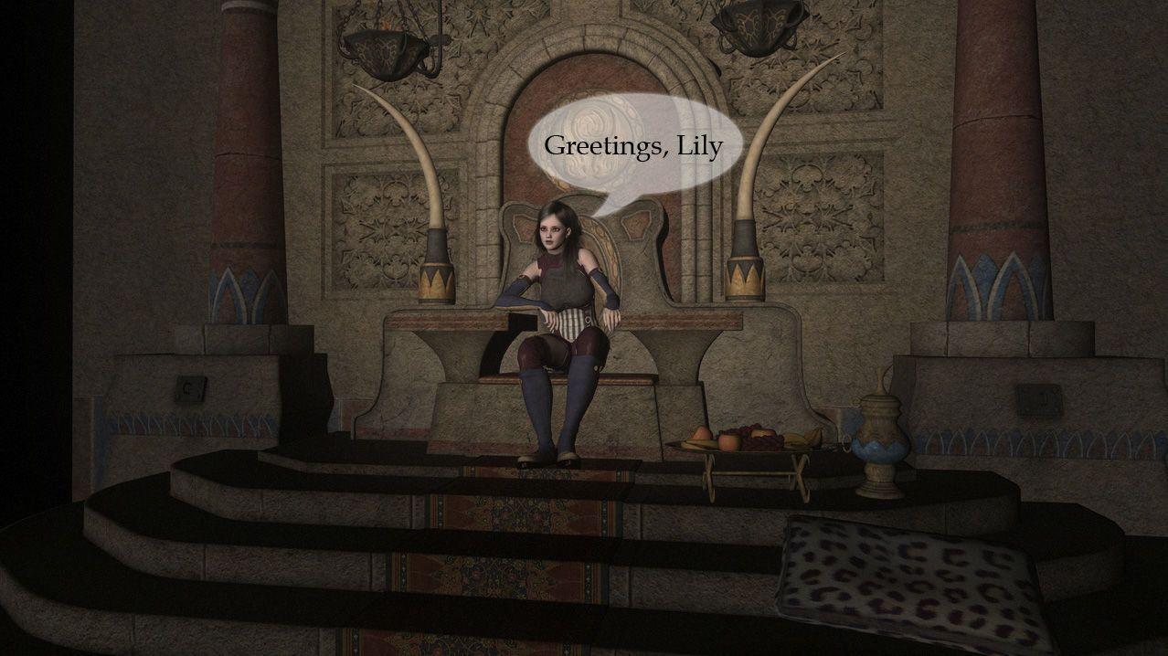 Love Love Lily 1