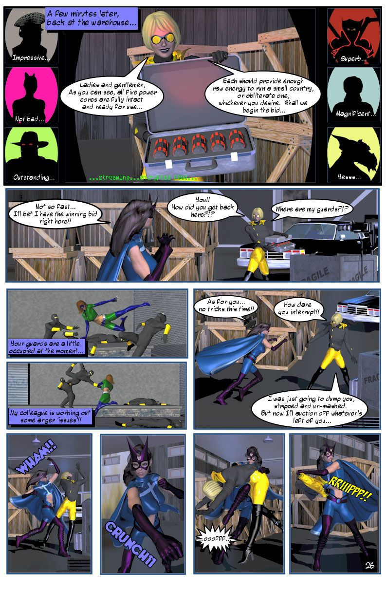 Night Raven - part 2