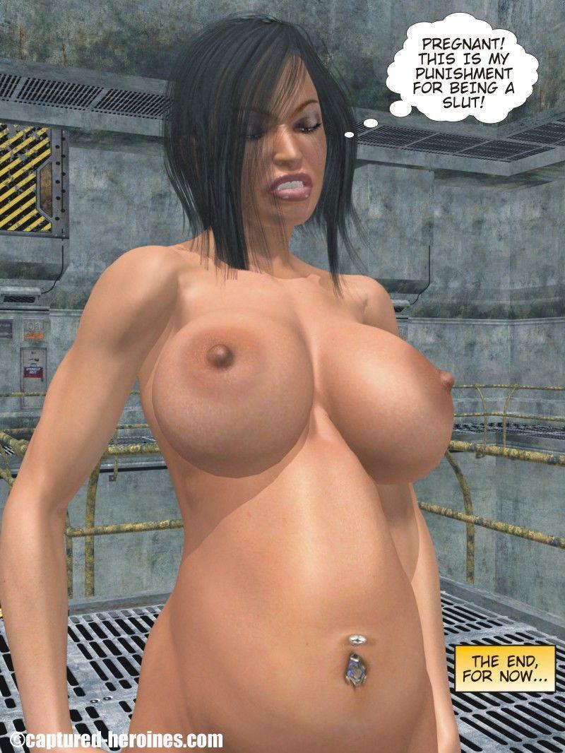 Red Puma 3D - part 2