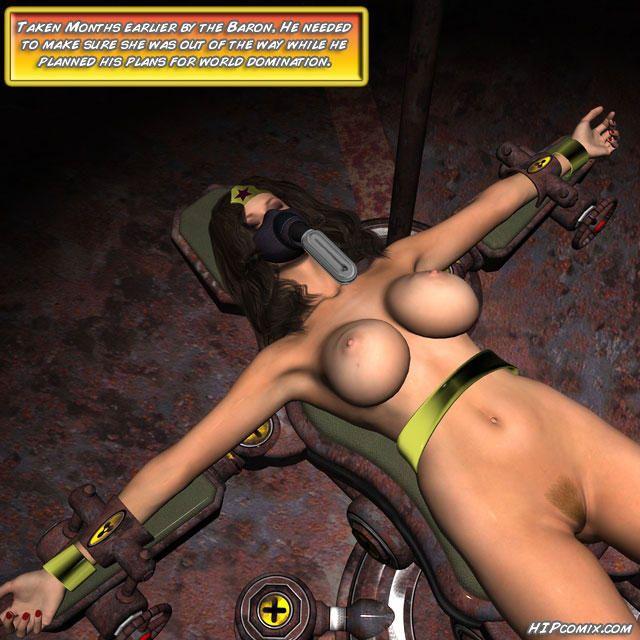 Blunder Woman [English] - part 2
