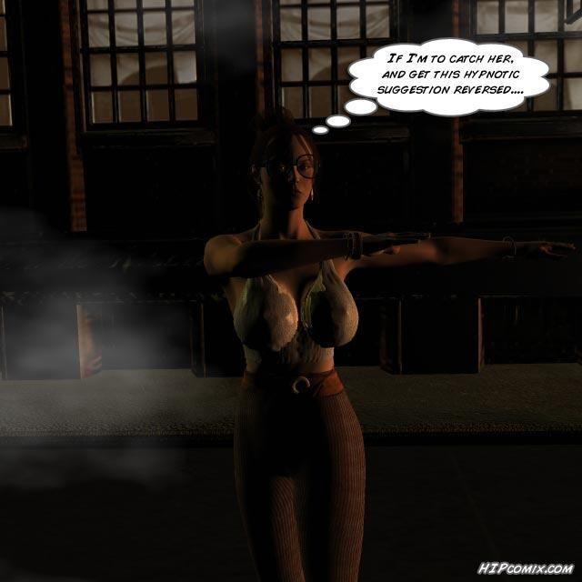 Blunder Woman [English] - part 6