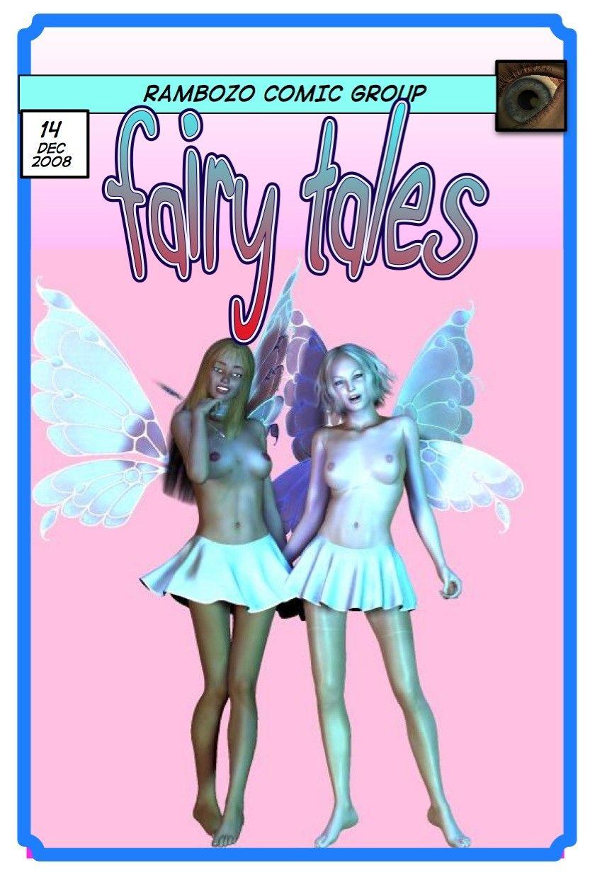 Fairy tales 1-3 (complete) [ENG] (Futa-comic)