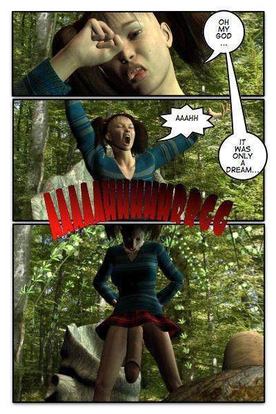 Fairy tales 1-3 (complete) [ENG] (Futa-comic) - part 3