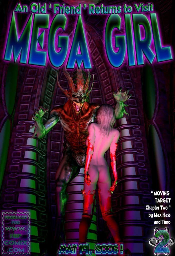 Mega Girl 2/10 [English]