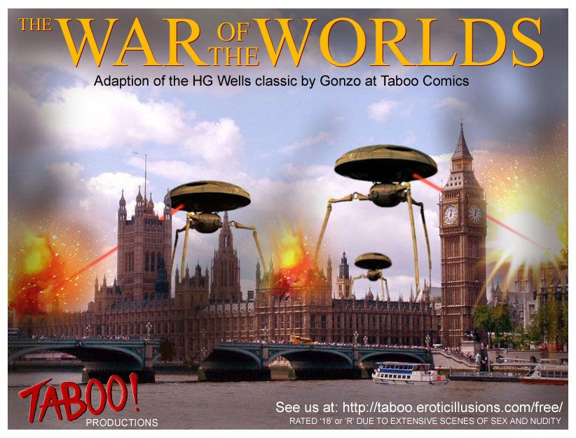 The war of the worlds chp 1-7