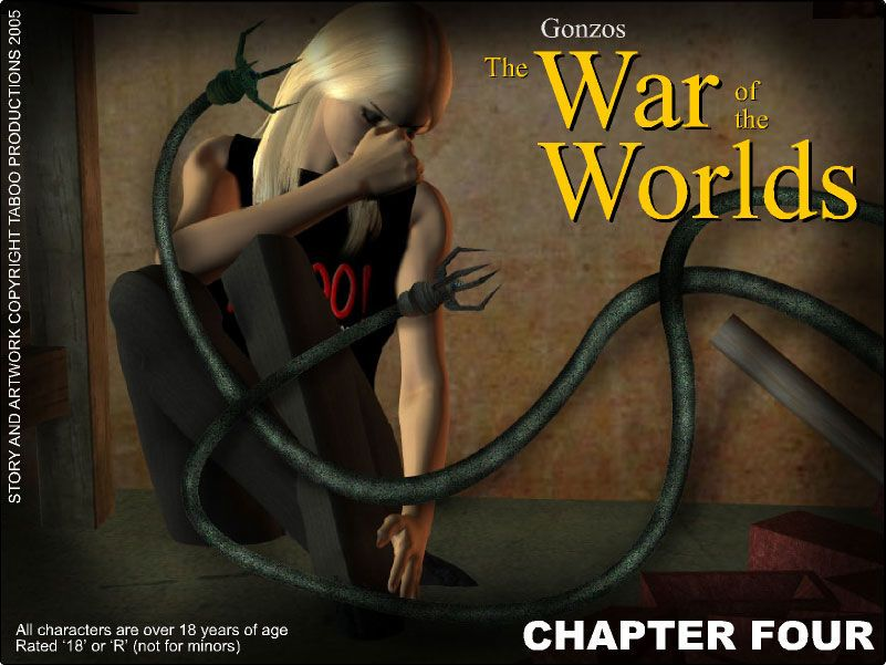 The war of the worlds chp 1-7 - part 6