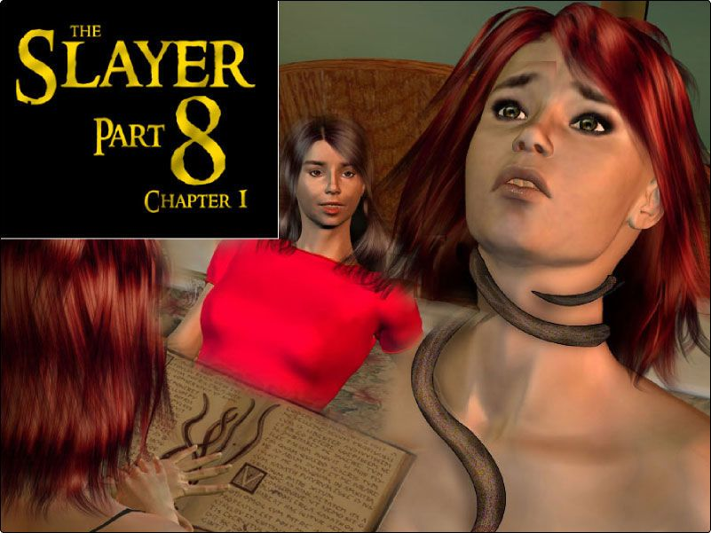 The Slayer - Issue 8