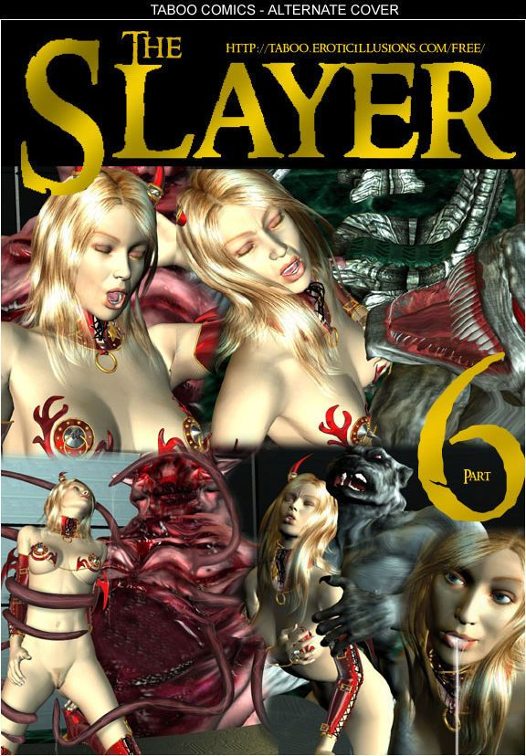 The Slayer - Issue 6 - part 3
