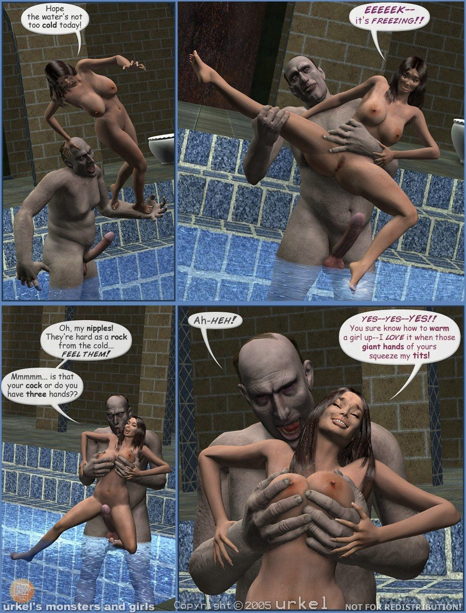 Gustave the horny Custodian - part 2