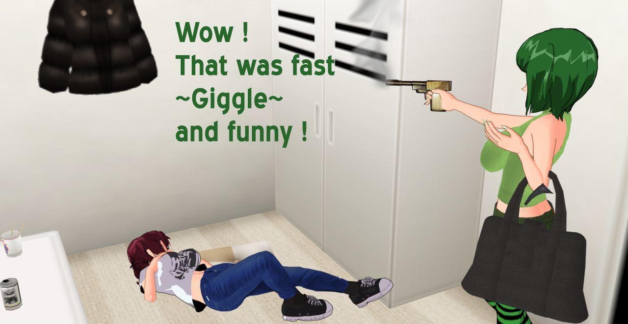 (3DCG) Clown Next Door - part 4