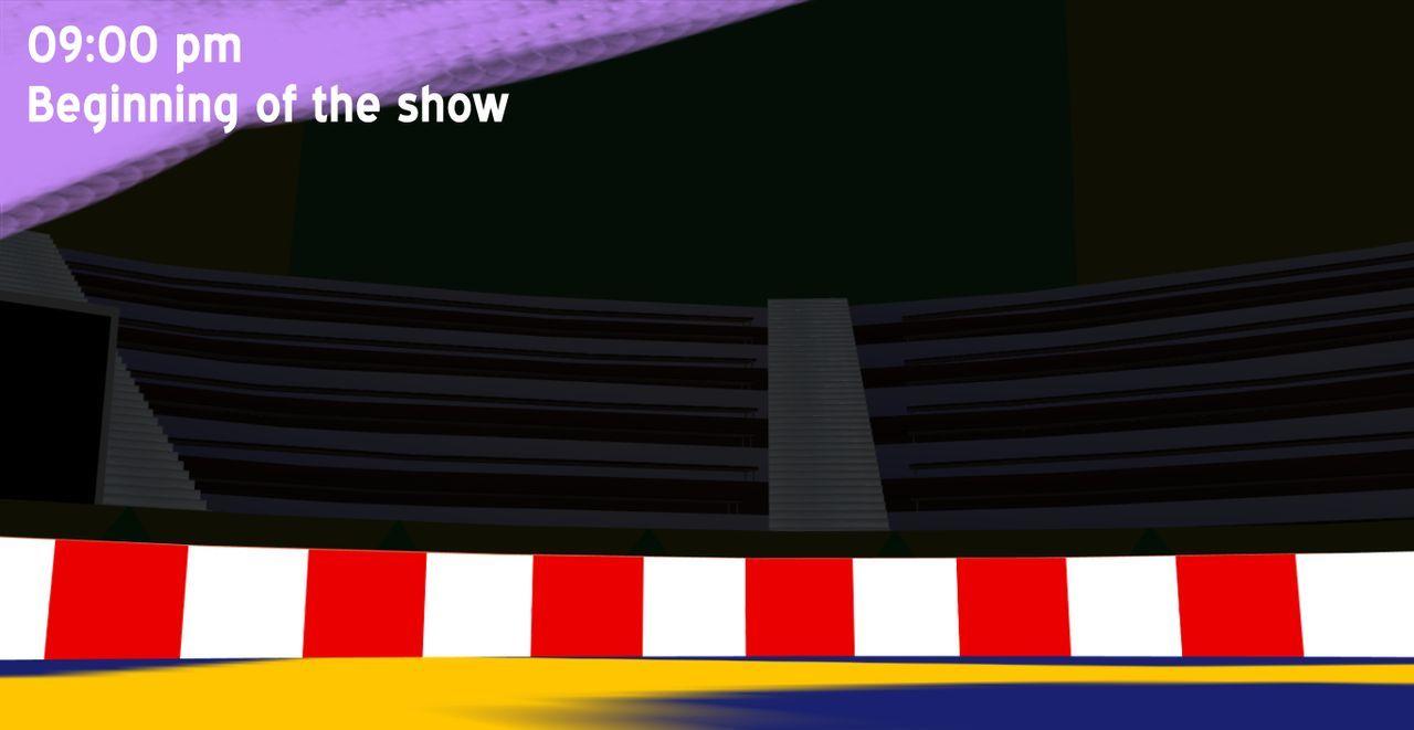 (3DCG) Clown Next Door - part 7