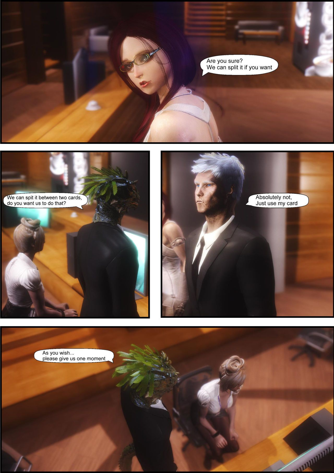 After Story [1-3] (Ongoing)