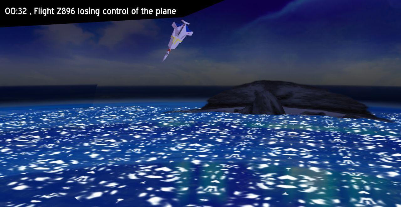 (3DCG) L.O.S.T Island