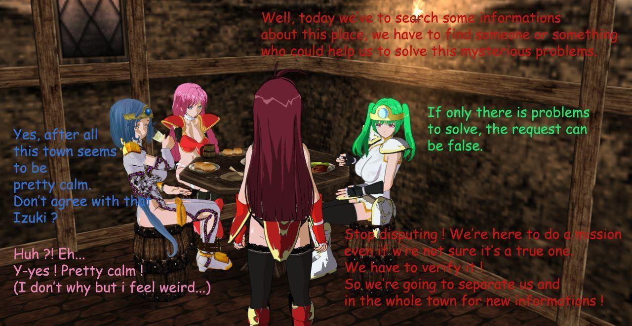 (3DCG) Fallen Quest - part 2