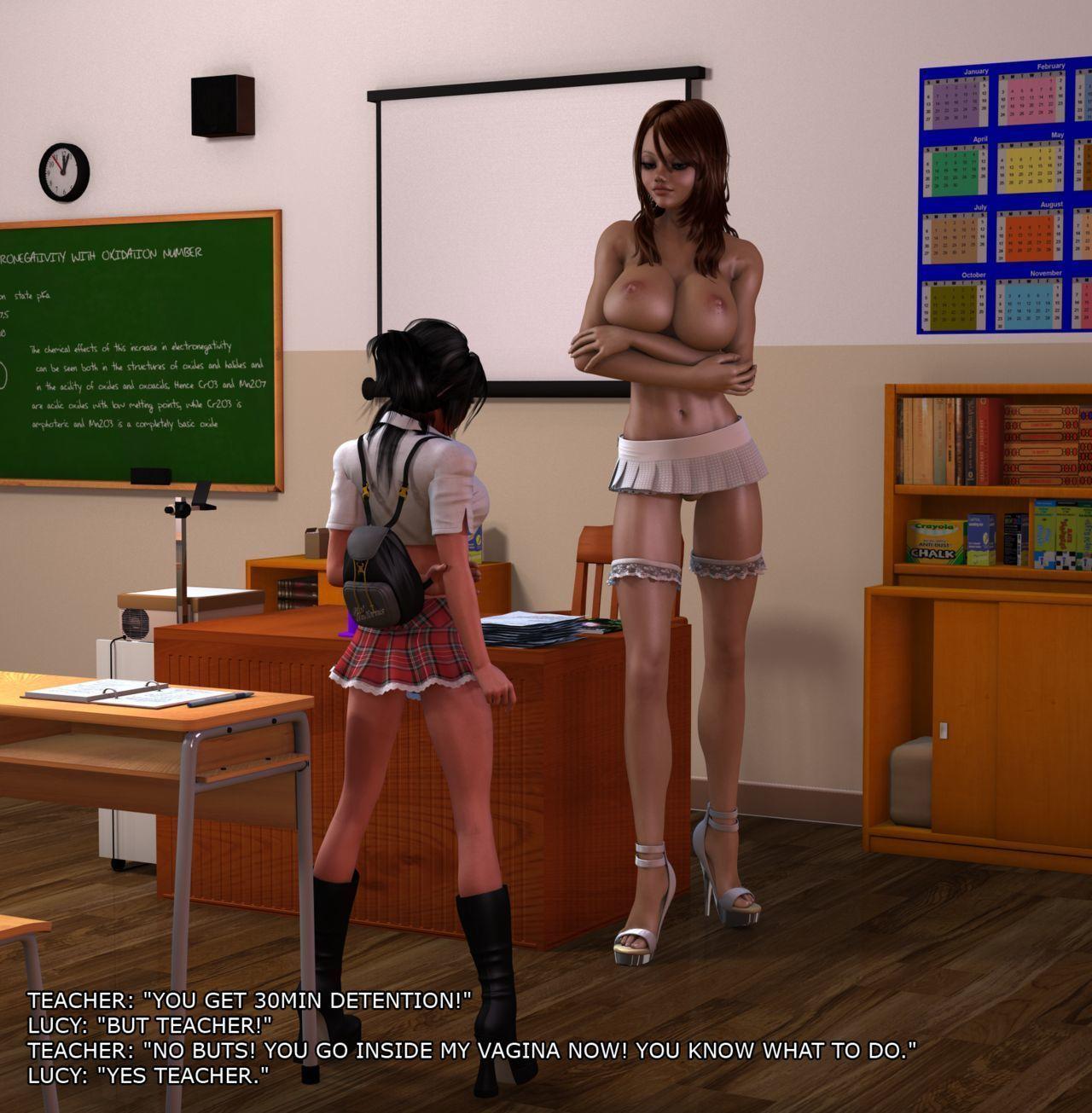 [Naduron] Detention 1-5 (eng)