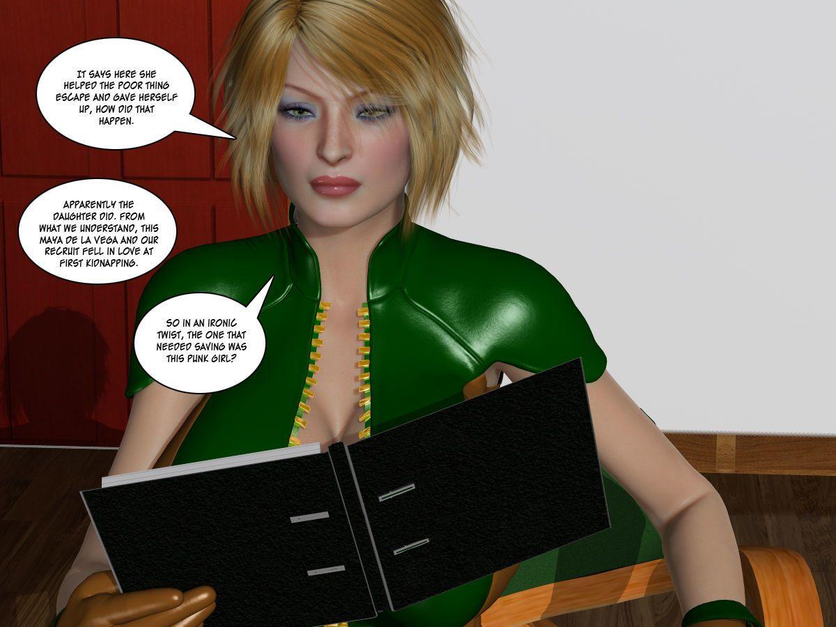 [MCtek] Grime City Stories: Reformat 14 - 17