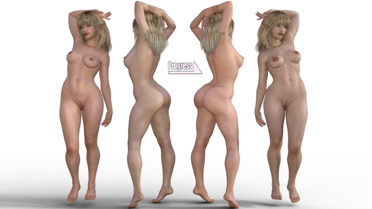 [Doll Project 7] Jennifer (in progress)