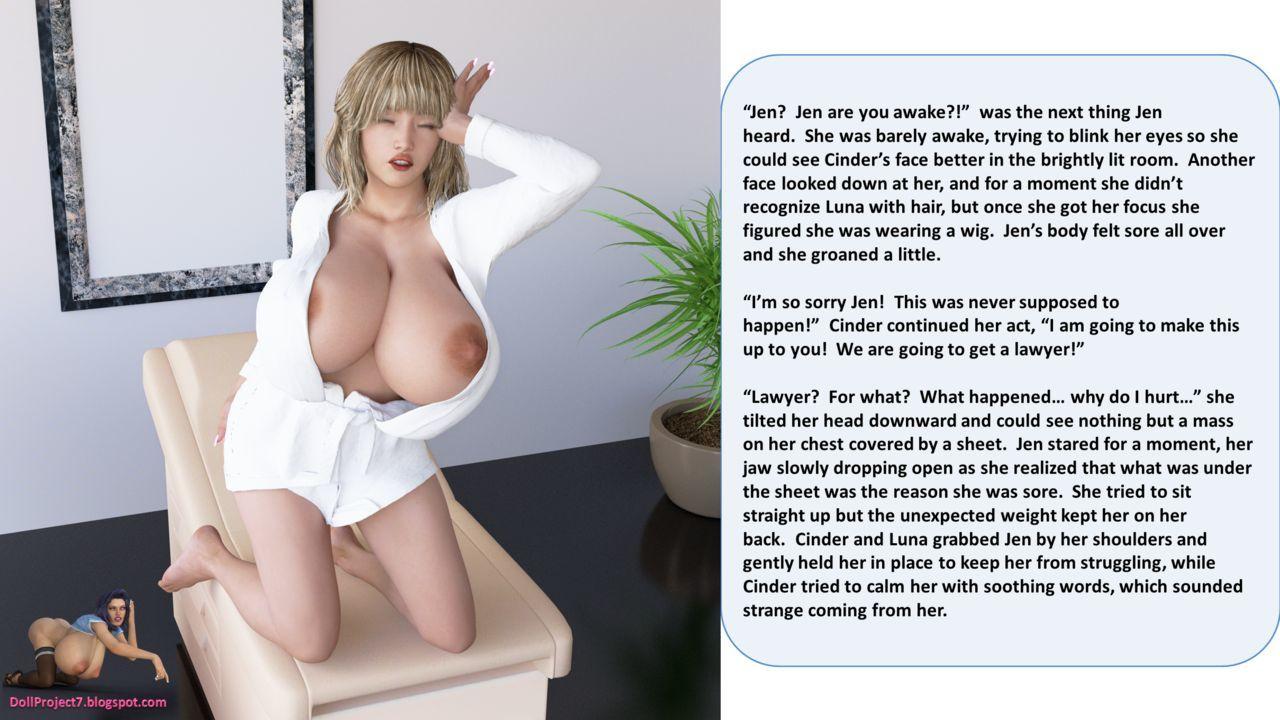 [Doll Project 7] Jennifer (in progress) - part 4